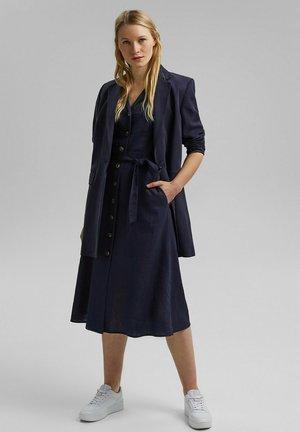 Sukienka koszulowa - navy