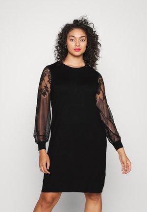 CARVIKTORIA DRESS - Hverdagskjoler - black