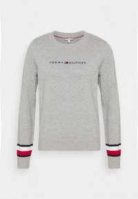 Tommy Hilfiger - ESSENTIAL - Svetr - light grey heather - 4