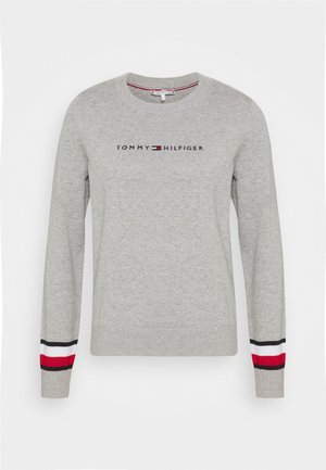 ESSENTIAL - Jumper - light grey heather