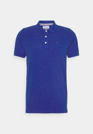 ORIGINAL FINE SLIM FIT - Poloshirt - blue