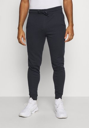 CUFF JOGGER - Tracksuit bottoms - blue