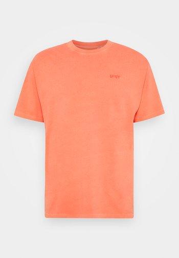 VINTAGE TEE - T-shirt - bas - yellows/oranges