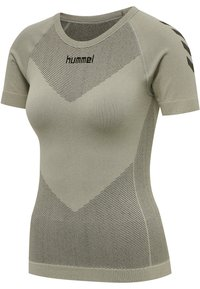 Hummel - Sports shirt - london fog - 6