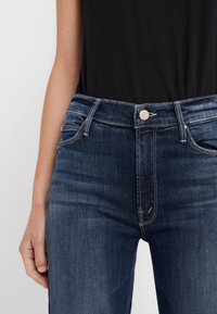 Mother - THE MID RISE DAZZLER ANKLE - Straight leg jeans - on the edge - 5