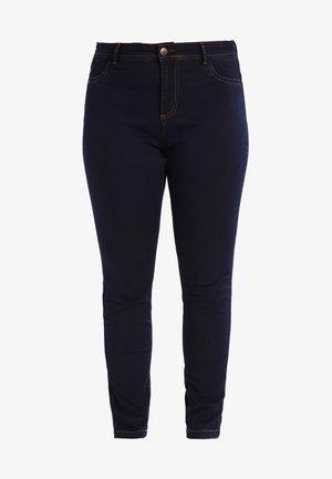 NILLE - Slim fit jeans - blue denim