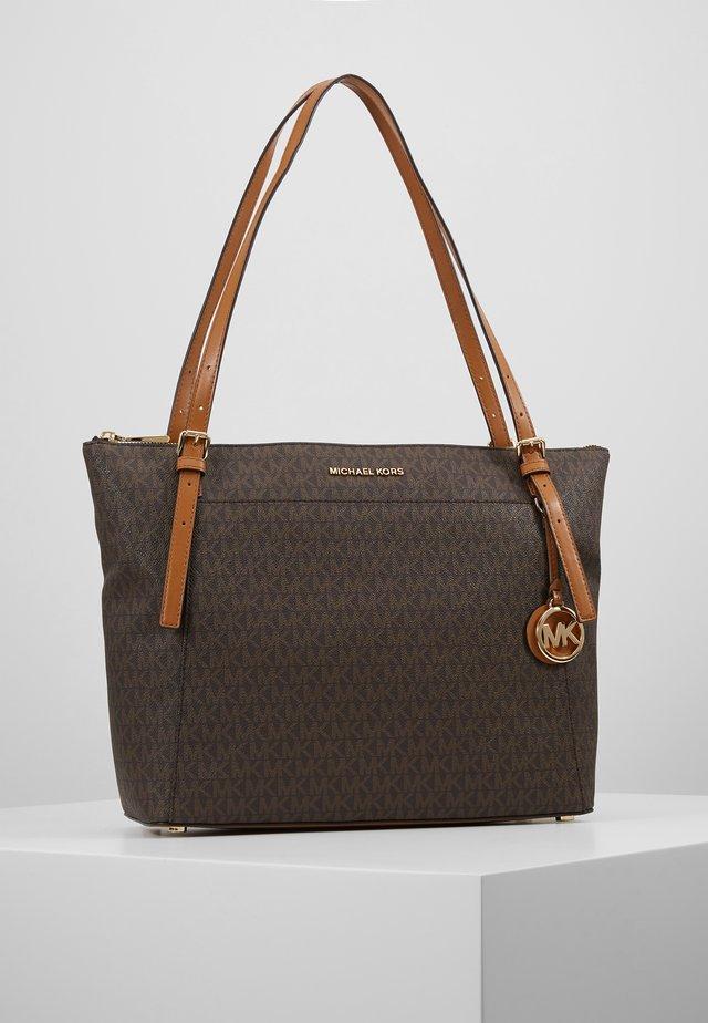 Tote bag - brown/acorn