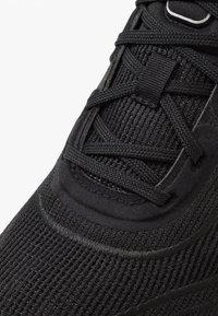 adidas Performance - SUPERNOVA - Zapatillas de running neutras - core black/grey six/silver metallic - 3
