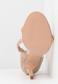 Trussardi Jeans - Korolliset sandaalit - rose - 6