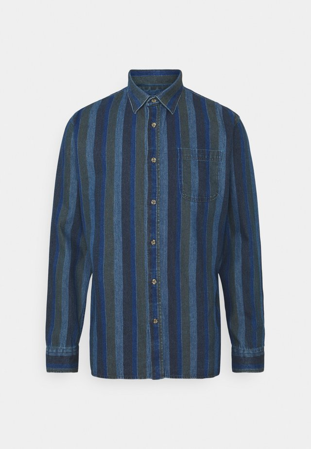 SHIRT - Skjorter - blue