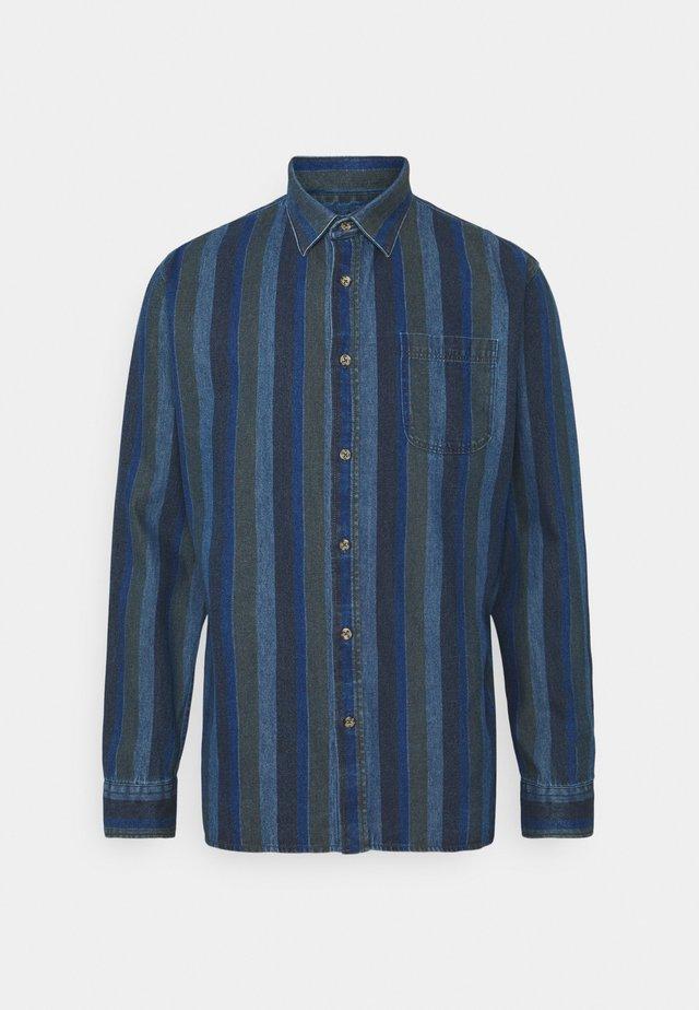 SHIRT - Camicia - blue