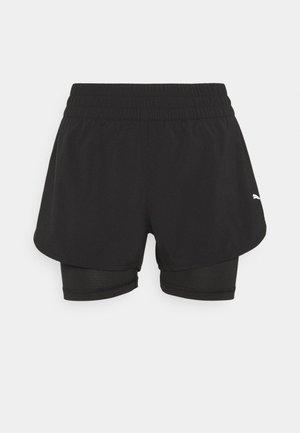 RUN FAVORITE - kurze Sporthose - black