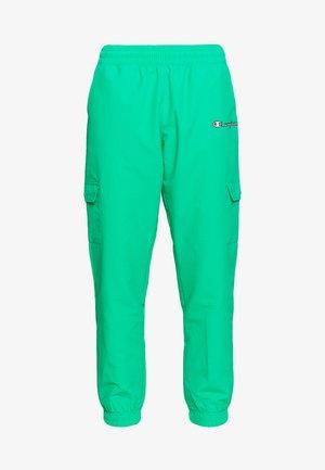 ELASTIC CUFF PANTS - Jogginghose - mint