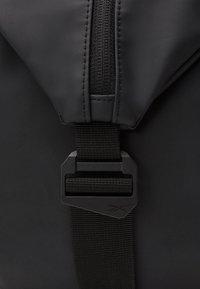 Reebok - TECH STYLE GRIP - Sports bag - black - 5