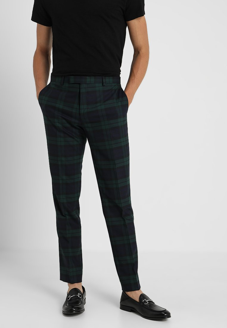 Twisted Tailor GINGER TARTAN SUIT - Costume - green
