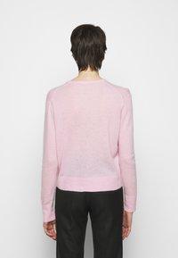 Filippa K - LOUISE CARDIGAN - Cardigan - pink candy - 2