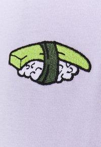 Monki - TOVI TEE - Print T-shirt - lilac - 6