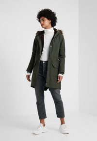 Barbour - TELLIN JACKET - Parka - wilderness green - 1
