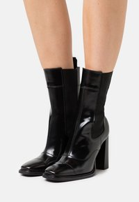 Tiger of Sweden - TIMONE - Classic ankle boots - black - 0