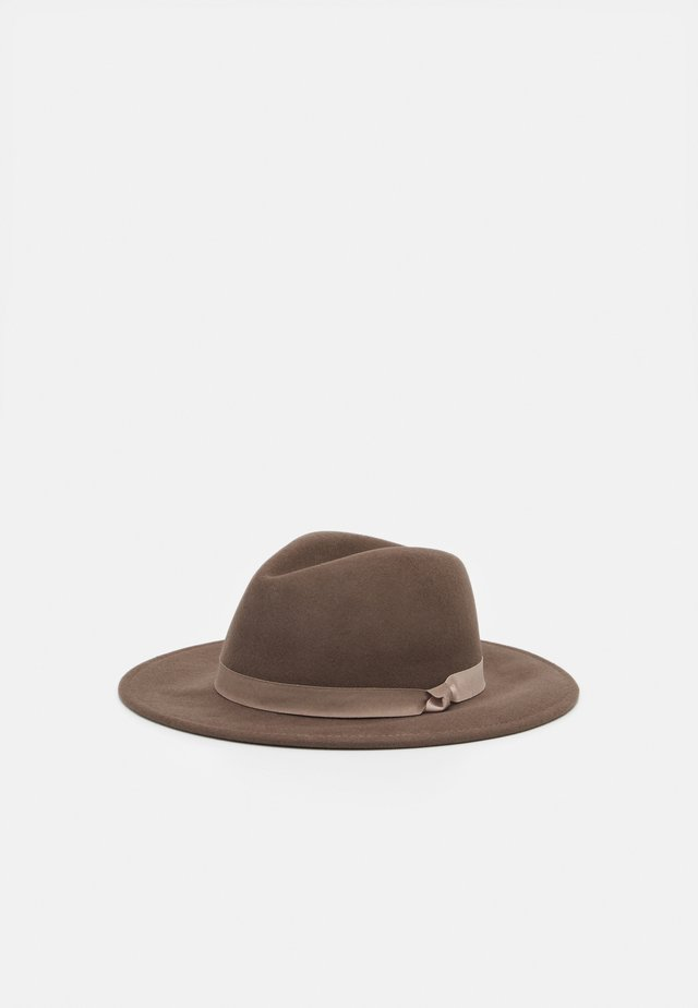 FEDORA HAT GENERAL HATS - Hatt - taupe