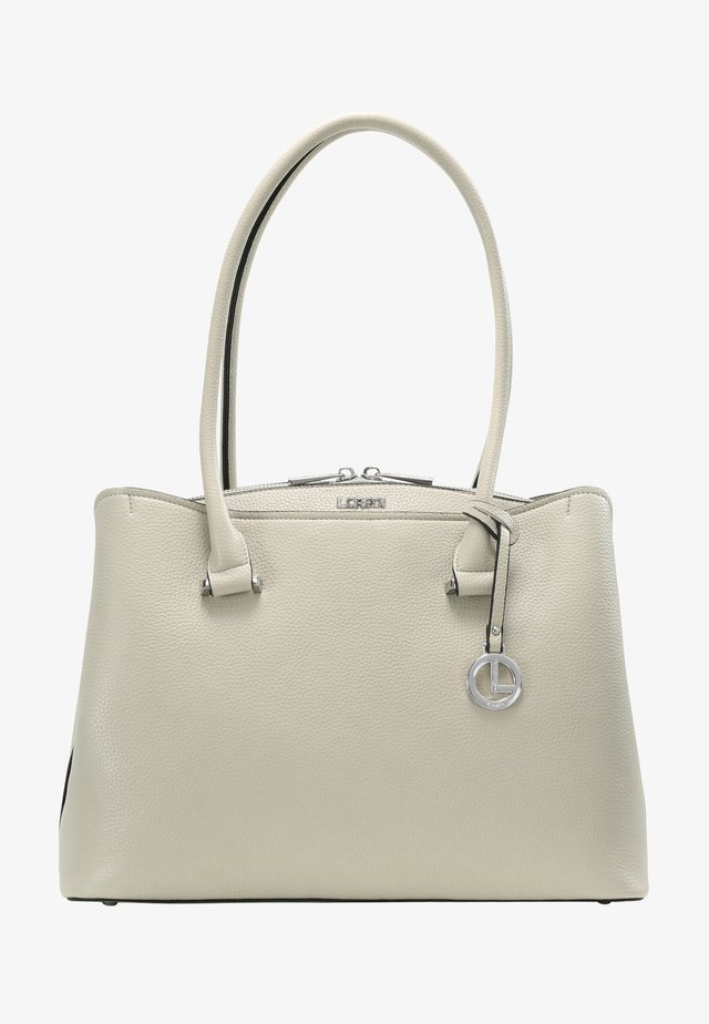 FABIENNE  - Shopping bag - stone