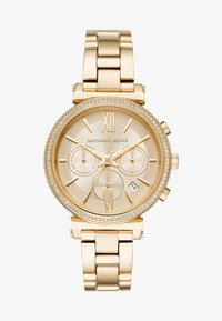 Michael Kors - SOFIE - Chronograph watch - gold-coloured - 1