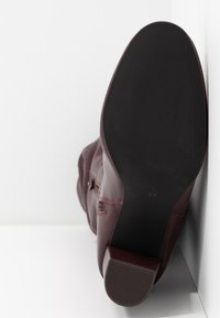 mint&berry - High heeled boots - bordeaux - 6