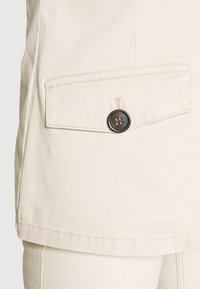 b.young - BYBEA JACKET - Summer jacket - cement - 4