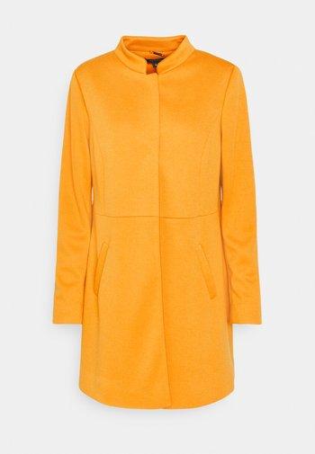 Short coat - safran