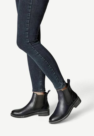 Ankle boots - navy/graphite