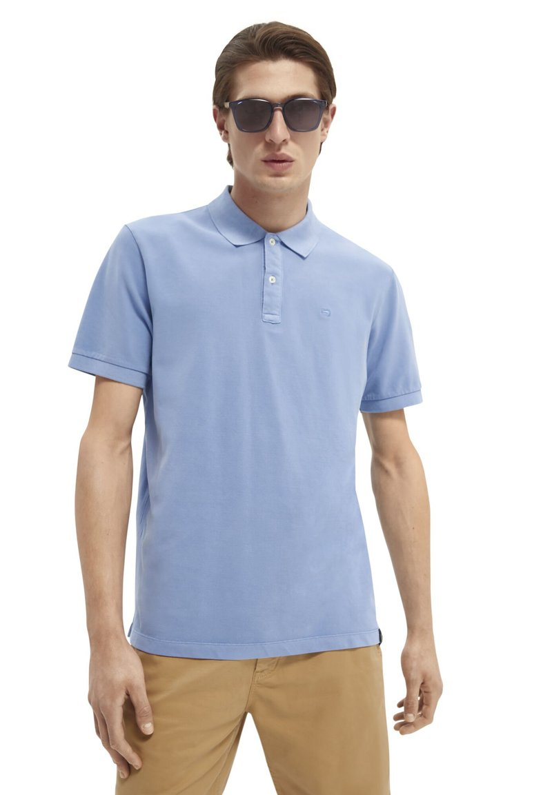 Scotch & Soda - Polo shirt - seaside blue
