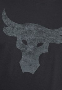 Under Armour - ROCK BRAHMA BULL - T-shirt print - black - 6