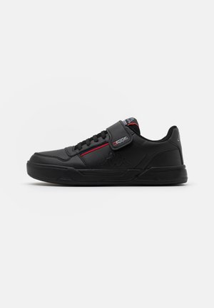 UNISEX - Sports shoes - black/red
