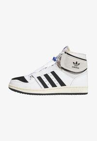 adidas Originals - TOP TEN DE - Sneakers hoog - white - 0
