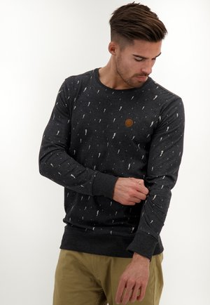 SAMUELAK  - Long sleeved top - moonless