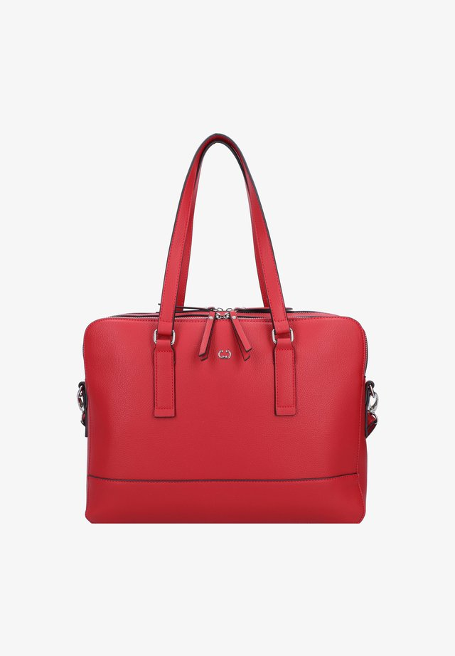 FEEL GOOD - Briefcase - red