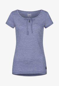 super.natural - RELAX TEE - Print T-shirt - blue - 1