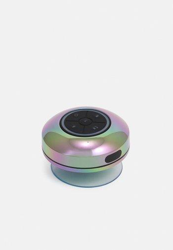 LED SHOWER SPEAKER - Other accessories - khaki oil slick