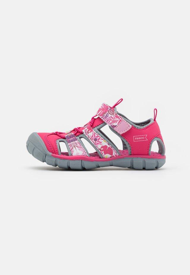 Sandales de randonnée - pink