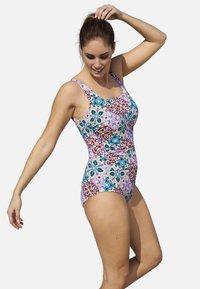 Sunmarin - MASTECTOMY - Swimsuit - multi-coloured - 0