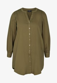 Zizzi - Blouse - green