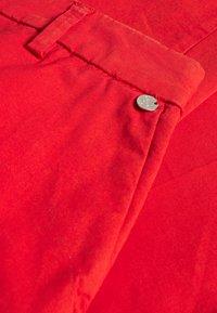 Rich & Royal - PANTS - Chino kalhoty - summer red - 2