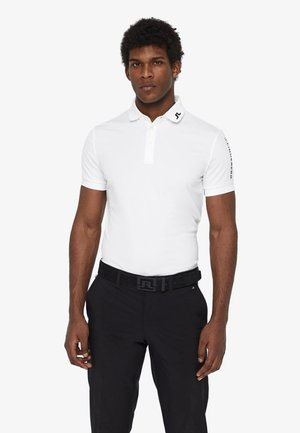 TOUR TECH SLIM - Sportshirt - white