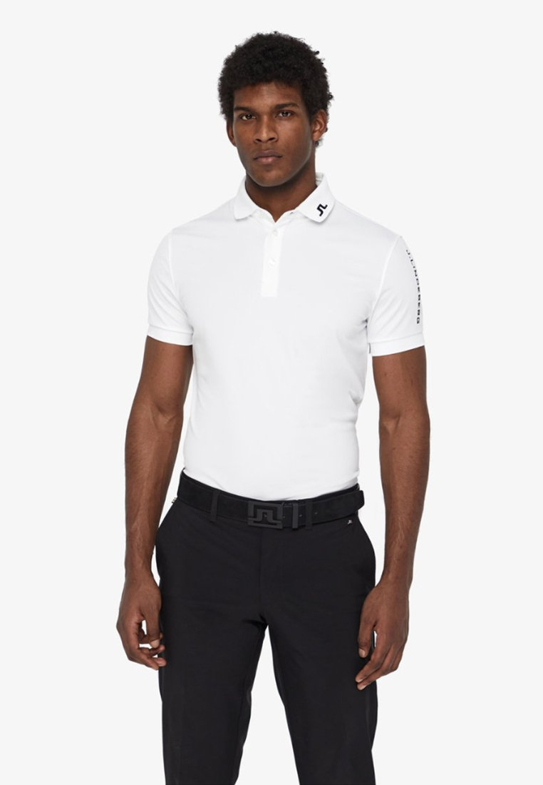 J.LINDEBERG - TOUR TECH SLIM - Sports shirt - white