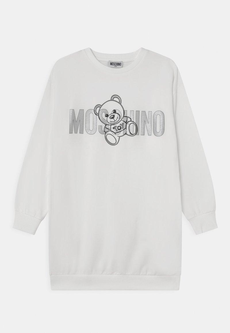 MOSCHINO - DRESS - Denní šaty - cloud