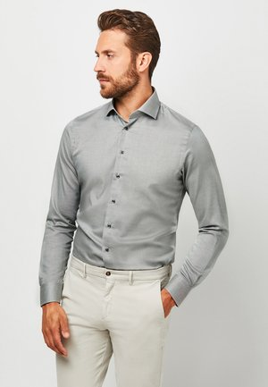 SLIM FIT  - Zakelijk overhemd - grey