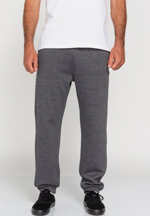 Tracksuit bottoms - charcoal heathe
