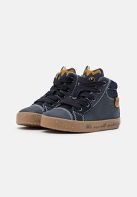 Geox - KILWI BOY - High-top trainers - navy - 1