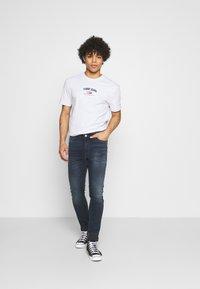 Tommy Jeans - SIMON SKINNY - Slim fit -farkut - denim - 1