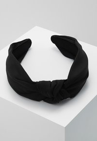 Topshop - KNOT - Hair styling accessory - black - 0